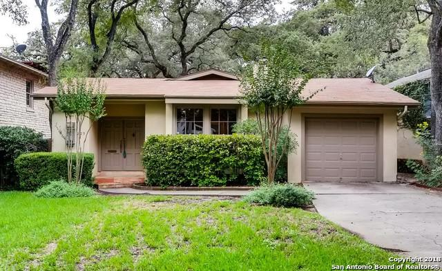 725 Imlay St, Alamo Heights, TX 78209 (MLS #1338706) :: Tami Price Properties Group