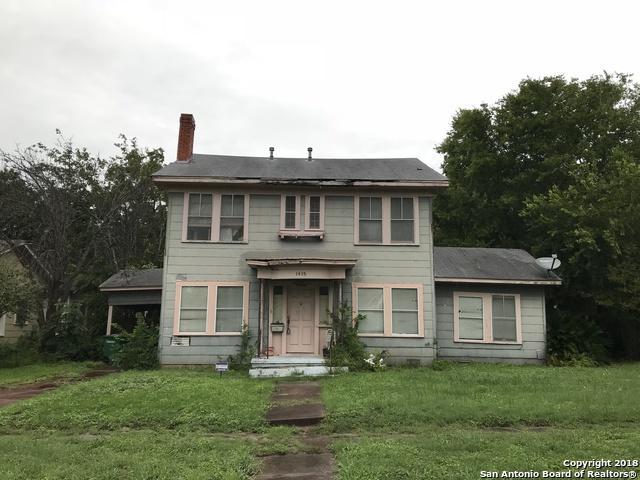 1415 E Highland Blvd, San Antonio, TX 78210 (MLS #1338749) :: Alexis Weigand Real Estate Group