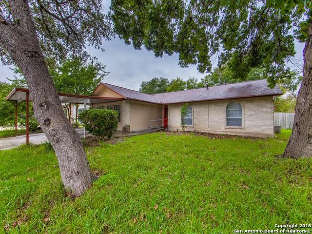12111 Cherry Blossom St, San Antonio, TX 78247 (MLS #1338756) :: Alexis Weigand Real Estate Group