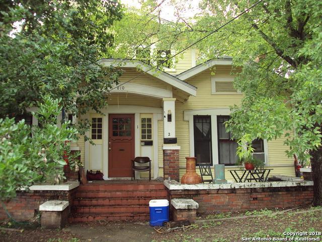 810 W Magnolia Ave, San Antonio, TX 78212 (MLS #1338823) :: Alexis Weigand Real Estate Group