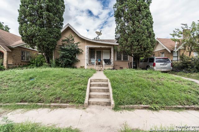 1231 Kayton Ave, San Antonio, TX 78210 (MLS #1338891) :: Alexis Weigand Real Estate Group