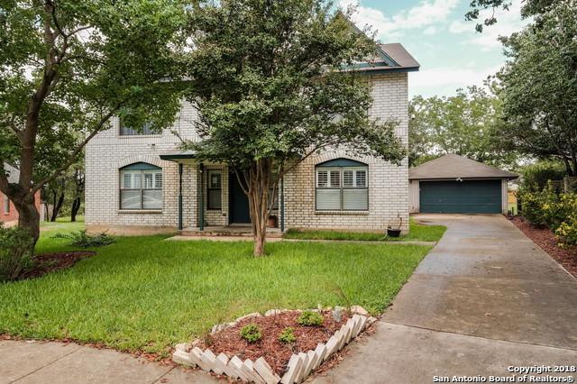 2243 Indian Meadows Dr, San Antonio, TX 78230 (MLS #1338902) :: Alexis Weigand Real Estate Group