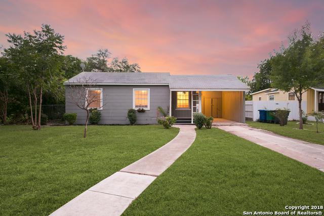 838 Alametos Street, San Antonio, TX 78212 (MLS #1338906) :: Alexis Weigand Real Estate Group