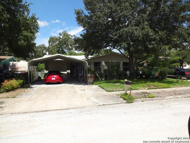 4219 Moana Dr, San Antonio, TX 78218 (MLS #1338963) :: Alexis Weigand Real Estate Group