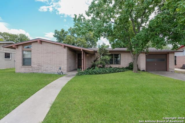 4410 Tropical Dr, San Antonio, TX 78218 (MLS #1338983) :: Alexis Weigand Real Estate Group