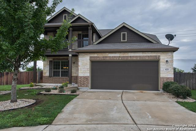 421 Cattle Run, Cibolo, TX 78108 (MLS #1339001) :: Alexis Weigand Real Estate Group