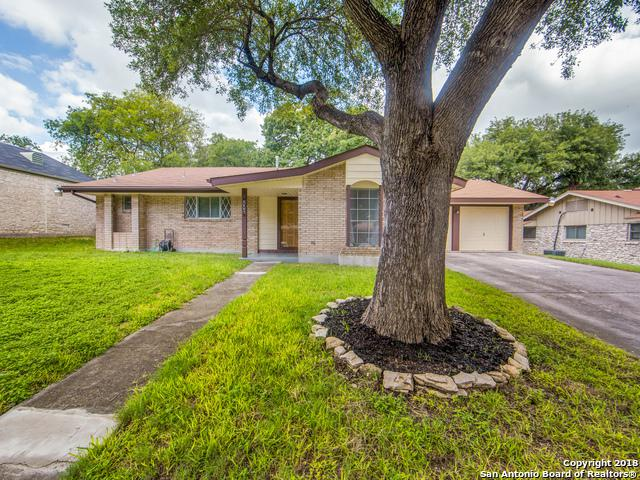 3607 Windgap Dr, San Antonio, TX 78230 (MLS #1339032) :: Alexis Weigand Real Estate Group