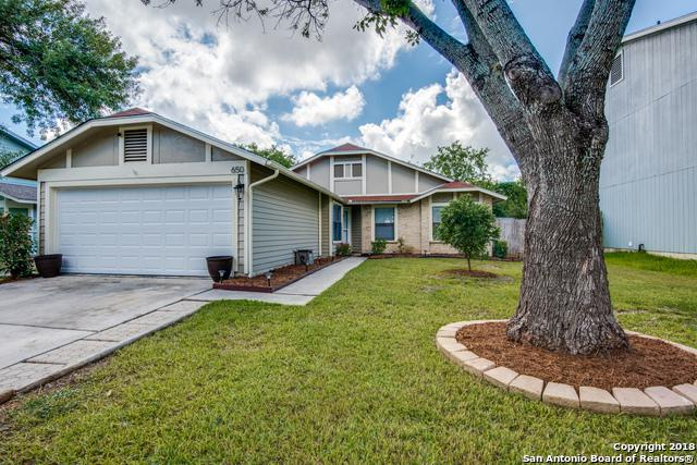 650 Cypresscliff Dr, San Antonio, TX 78245 (MLS #1339294) :: Alexis Weigand Real Estate Group