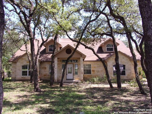 4854 Spreading Oak Dr, Bulverde, TX 78163 (MLS #1339367) :: Berkshire Hathaway HomeServices Don Johnson, REALTORS®