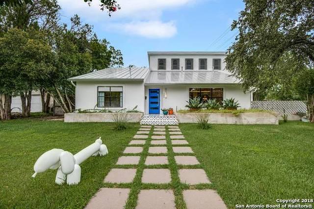 102 Paloma Dr, Olmos Park, TX 78212 (MLS #1339449) :: Vivid Realty
