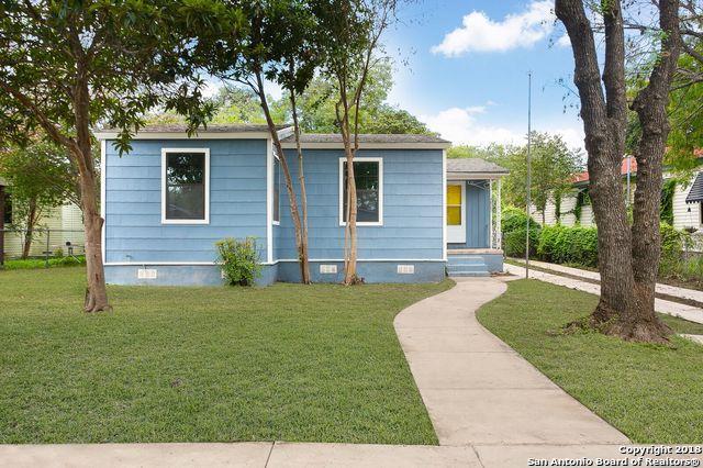 807 Cavalier Ave, San Antonio, TX 78225 (MLS #1339471) :: NewHomePrograms.com LLC