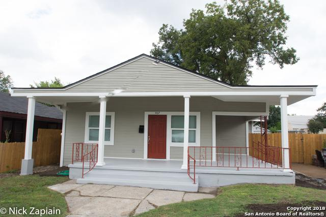 407 Cincinnati Ave, San Antonio, TX 78201 (MLS #1339706) :: Alexis Weigand Real Estate Group