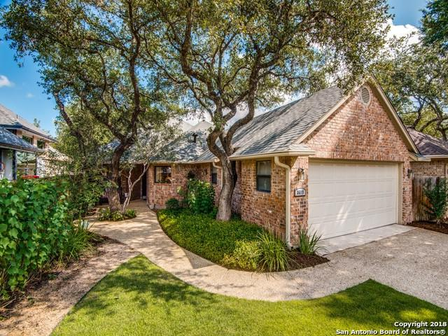 3619 Hunters Trail, San Antonio, TX 78230 (MLS #1339712) :: Alexis Weigand Real Estate Group