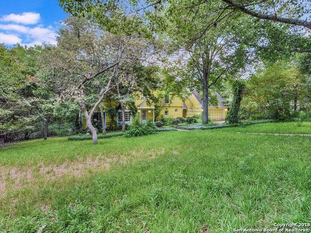 626 Terrell Rd, San Antonio, TX 78209 (MLS #1339748) :: Alexis Weigand Real Estate Group