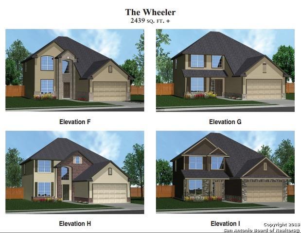 4552 Meadow Green, Schertz, TX 78108 (MLS #1339793) :: NewHomePrograms.com LLC