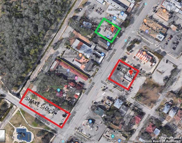 3121 Broadway St, San Antonio, TX 78209 (MLS #1339816) :: Ultimate Real Estate Services