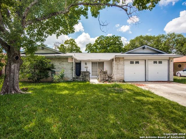 6911 Sunlight Dr, Leon Valley, TX 78238 (MLS #1339950) :: NewHomePrograms.com LLC