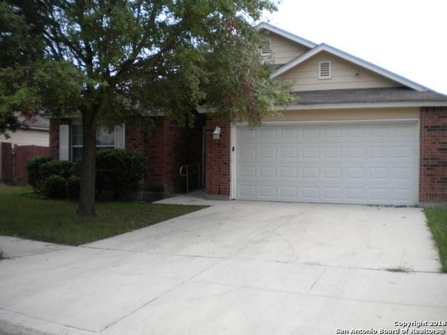 8519 Dusty Ridge, Converse, TX 78109 (MLS #1340025) :: Alexis Weigand Real Estate Group