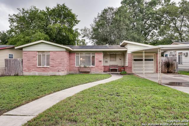 142 Basswood Dr, San Antonio, TX 78213 (MLS #1340045) :: Keller Williams City View