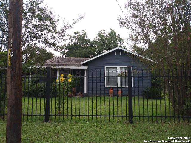 1408 Stonewall St, San Antonio, TX 78211 (MLS #1340065) :: Keller Williams City View