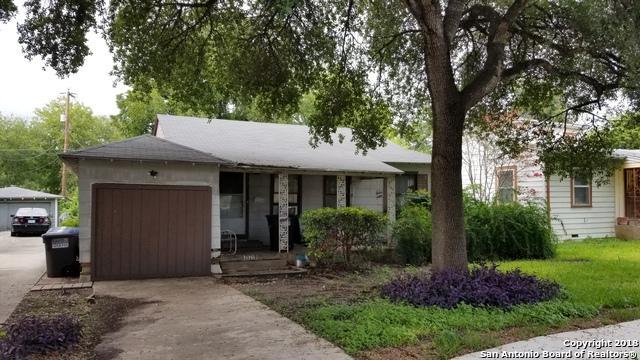 329 Haggin St, San Antonio, TX 78210 (MLS #1340134) :: Erin Caraway Group