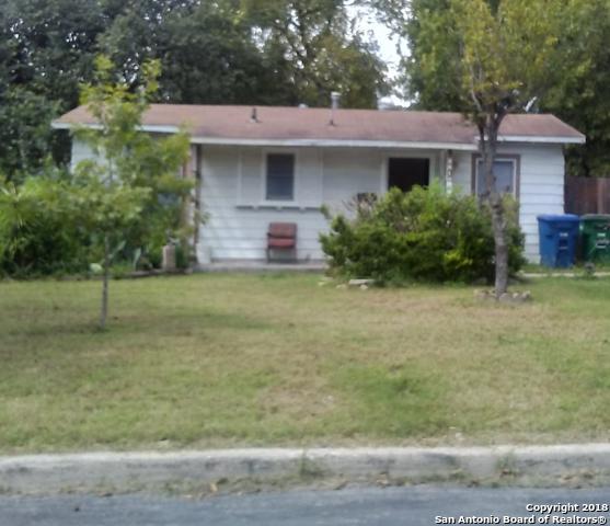 3819 S Walters, San Antonio, TX 78223 (MLS #1340214) :: The Suzanne Kuntz Real Estate Team