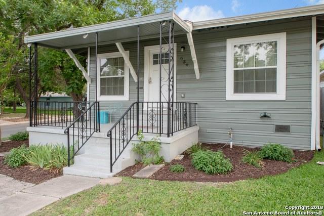 639 W Huisache Ave, San Antonio, TX 78212 (MLS #1340281) :: ForSaleSanAntonioHomes.com