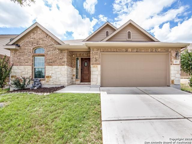 205 Rawhide Way, Cibolo, TX 78108 (MLS #1340491) :: The Mullen Group | RE/MAX Access