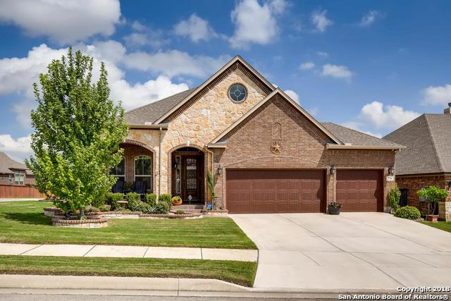 716 Rye Moon Cove, Cibolo, TX 78108 (MLS #1340621) :: Alexis Weigand Real Estate Group
