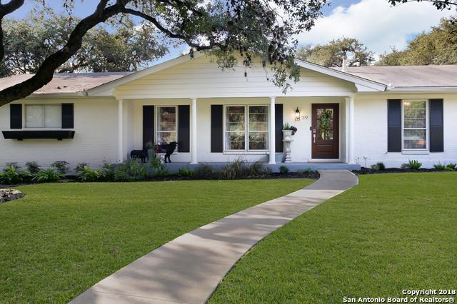 119 Tall Oak Dr, San Antonio, TX 78232 (MLS #1341021) :: Exquisite Properties, LLC