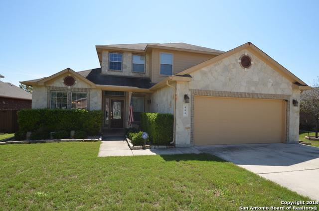 444 Silver Buckle, Schertz, TX 78154 (MLS #1341026) :: Exquisite Properties, LLC