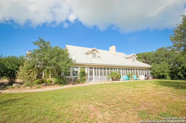 1870 Peaceful Valley Rd, Bandera, TX 78003 (MLS #1341124) :: Alexis Weigand Real Estate Group