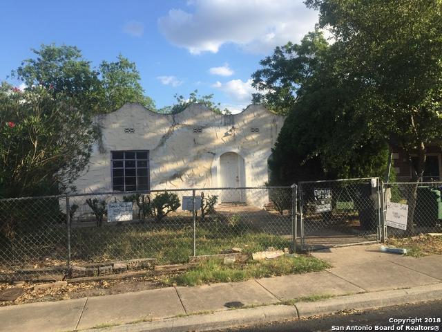 918 W Hermosa Dr, San Antonio, TX 78201 (MLS #1341198) :: Magnolia Realty