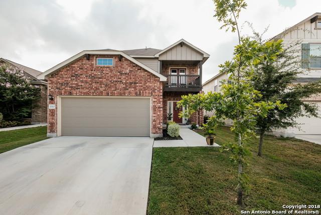 1110 Artisan Cove, San Antonio, TX 78245 (MLS #1341234) :: Alexis Weigand Real Estate Group