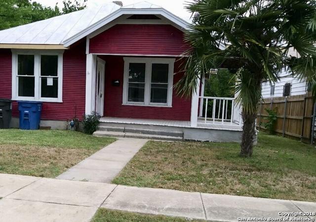 153 Linares St, San Antonio, TX 78225 (MLS #1341298) :: Exquisite Properties, LLC