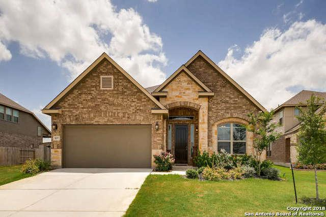 937 Kauri Clfs, Cibolo, TX 78108 (MLS #1341305) :: Alexis Weigand Real Estate Group
