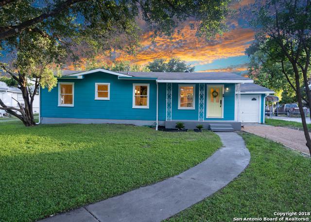 2506 Cincinnati Ave, San Antonio, TX 78228 (MLS #1341331) :: Alexis Weigand Real Estate Group