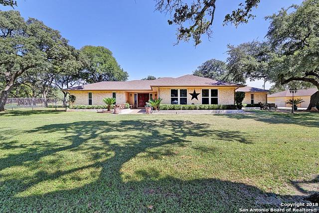 5003 Honeysuckle Branch, Bulverde, TX 78163 (MLS #1341389) :: Erin Caraway Group