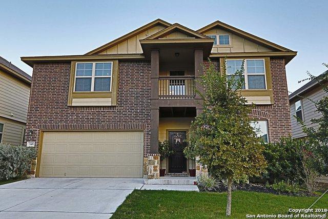 345 Morgan Run, Cibolo, TX 78108 (MLS #1341442) :: Exquisite Properties, LLC