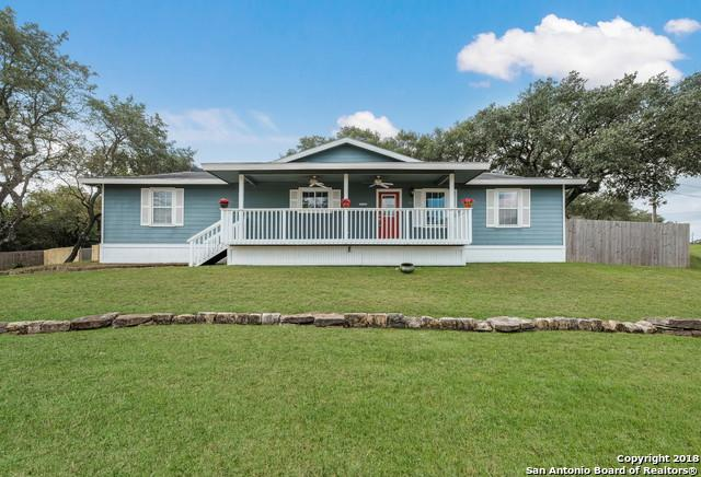1855 Hillside Oaks, Bulverde, TX 78163 (MLS #1341444) :: Alexis Weigand Real Estate Group
