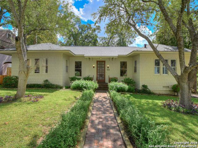 310 Brahan Blvd, San Antonio, TX 78215 (MLS #1341563) :: Exquisite Properties, LLC
