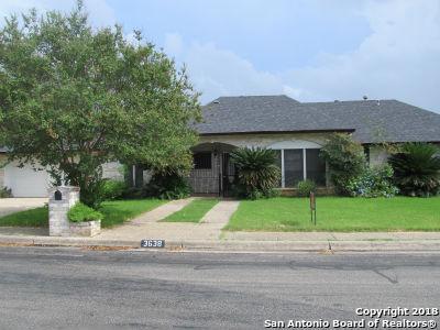 3638 Hunters Sound St, San Antonio, TX 78230 (MLS #1342026) :: NewHomePrograms.com LLC
