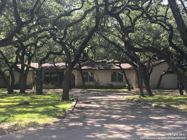 205 Zornia Dr, San Antonio, TX 78213 (MLS #1342179) :: Exquisite Properties, LLC