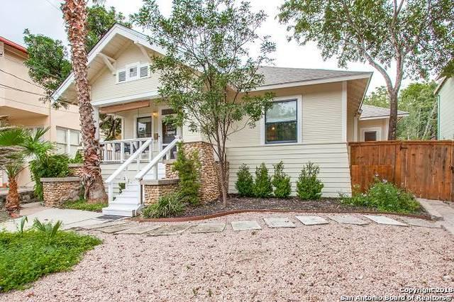 638 Patterson Ave, Alamo Heights, TX 78209 (MLS #1342211) :: Ultimate Real Estate Services