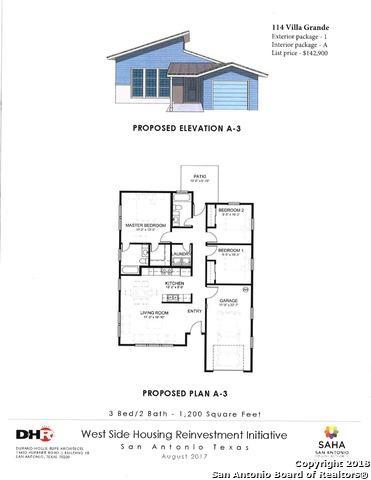 114 Villa Grande, San Antonio, TX 78228 (MLS #1342407) :: Erin Caraway Group