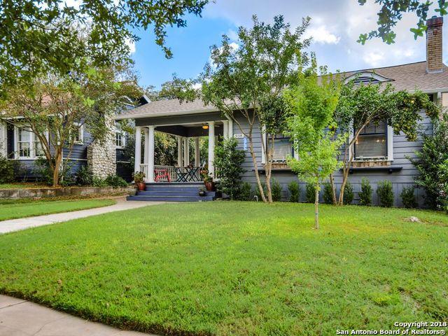 938 W Huisache Ave, San Antonio, TX 78201 (MLS #1342408) :: Exquisite Properties, LLC