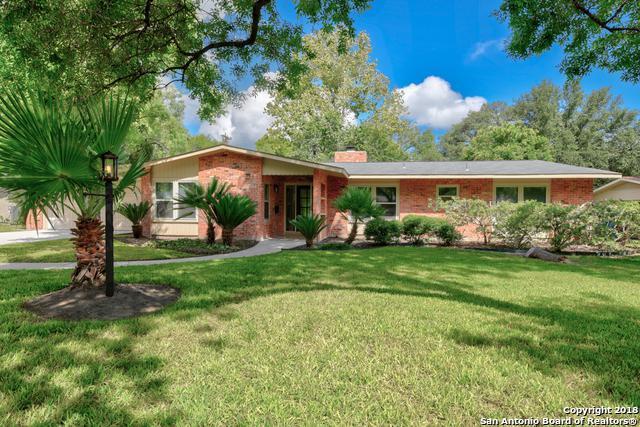 211 Five Oaks Dr, San Antonio, TX 78209 (MLS #1342495) :: Berkshire Hathaway HomeServices Don Johnson, REALTORS®