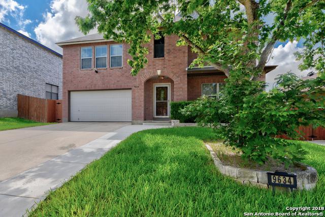 9634 Hillside Trail, San Antonio, TX 78250 (MLS #1342511) :: Erin Caraway Group