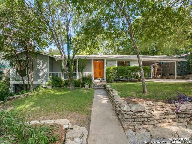 119 Grandview Pl, Alamo Heights, TX 78209 (MLS #1342711) :: The Castillo Group