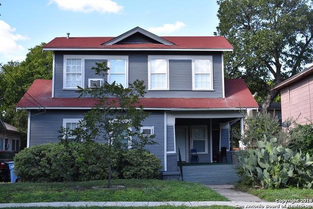 303 Princeton Ave, San Antonio, TX 78201 (MLS #1342712) :: Exquisite Properties, LLC
